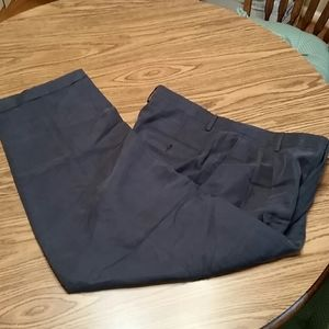 Claiborne dress pants,36x32,navy blue